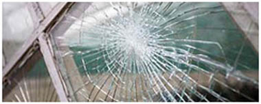 Torpoint Smashed Glass